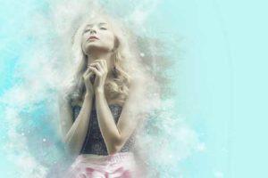 Oração espirita para acalmar o coração, de agradecimento e proteção
